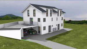 2 Doppelhaushälften Zollernalbkreis